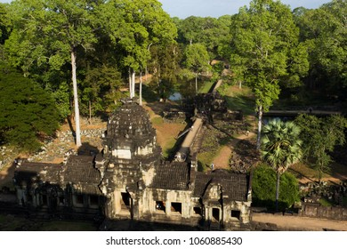 Baphuon Temple, Temples of Angkor, Cambodia