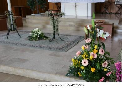 Flower Church Images Stock Photos Vectors Shutterstock