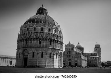 Baptisterium Pisa Italy