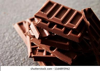 Bar of chocolate