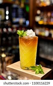 Bar Cocktail Mai Tai