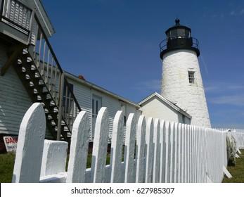 Bar Harbor Maine Lighthouse