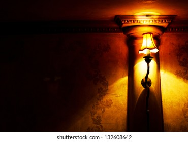 Bar interior lamp