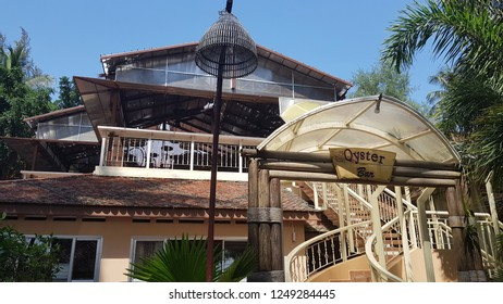 A bar in Nataya resort, Kampot province - October 8, 2018