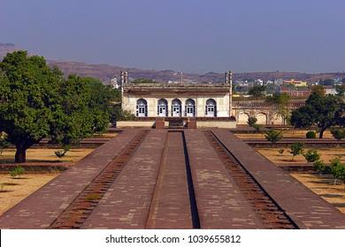 Baradari, Bibi-Ka-Maqbara, Aurangabad