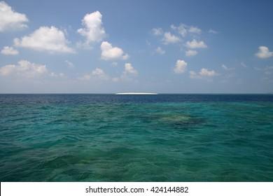 Barasu island in Iriomote