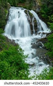 Barbara Falls in Alaska