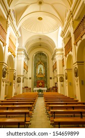 Barbastro, Spain - church of Missionaries (Iglesia de los Misioneros)