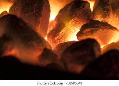 Barbecue / Braai Coals