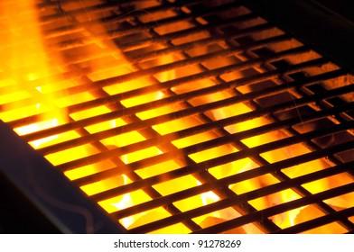 Barbecue grill stove