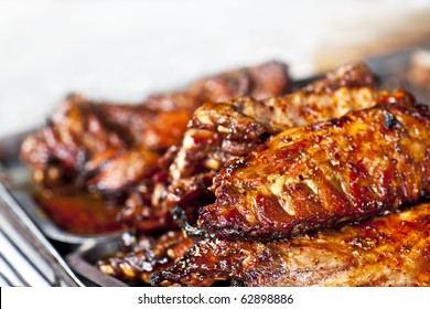 Barbecue pork