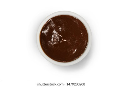 Barbecue Sauce pot front individual