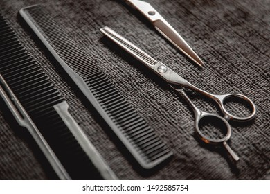 Hair Cutting Tools Images, Stock Photos \u0026 Vectors