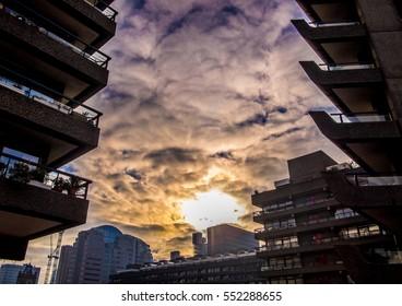 Barbican Centre, London