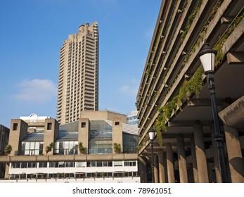 The Barbican Centre, London, UK