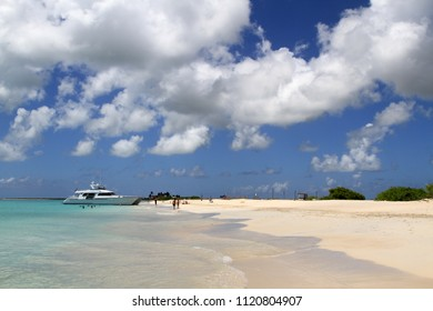 Barbuda Beach with Cloud