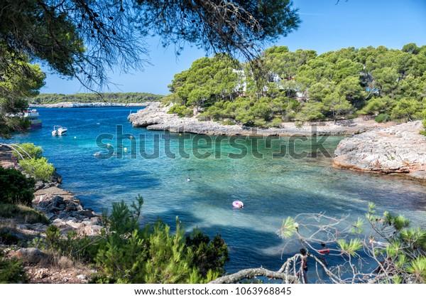 Barca Trencada bay, Majorca