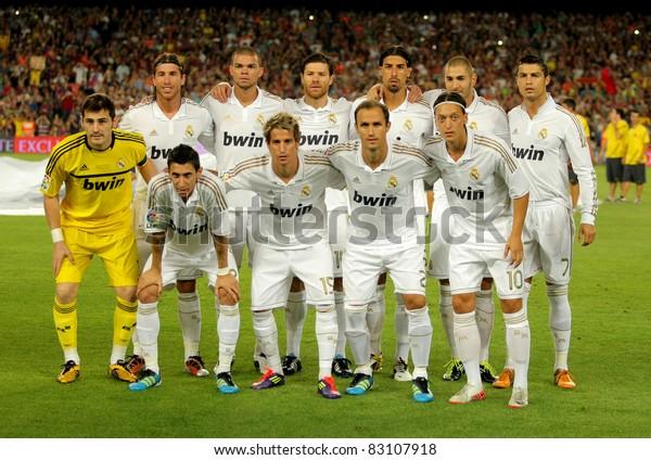Реал мадрид фотографии команды