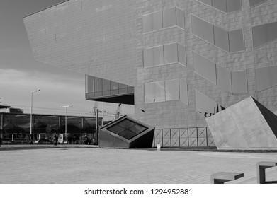 Barcelona City Architecture