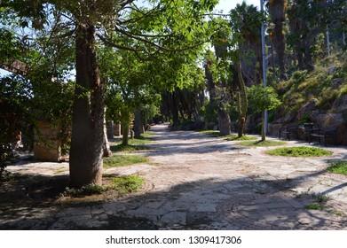 Barcelona city parks