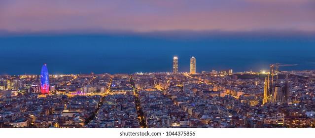 touriste de barcelone