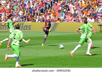 BARCELONA SPAIN MAY 31 Claire Boucher Stock Photo (Edit Now ... 7ae8925bc75b