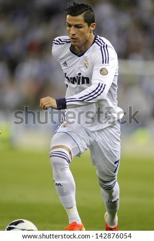 3adea2f6022 BARCELONA MAY 11 Cristiano Ronaldo Real Stock Photo (Edit Now ...