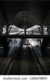Barcelona Sants Station Images, Stock Photos & Vectors | Shutterstock