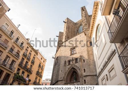 Barcelona Spain Oct 12 2017 Top Stock Image Download Now