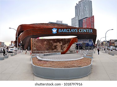Barclays Center, Brooklyn, New York, 2/6/2018
