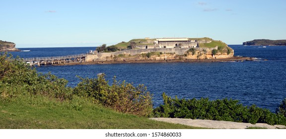 Bare Island Fort , La Perouse Sydney