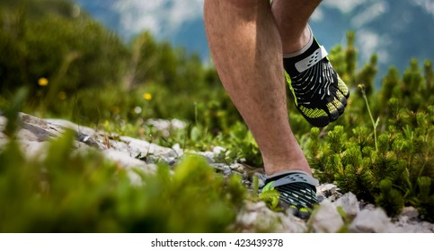 Barefoot shoes running