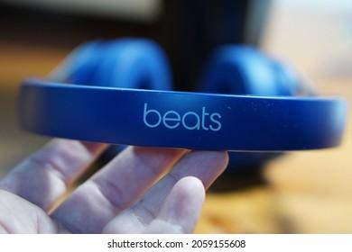 Bareggio, Italy - 17 October 2021: Beats EP
