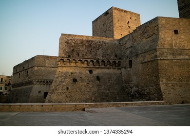 bari historical site in south of italy