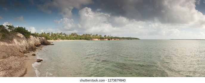 Bariay, the place where Christopher Colombus landed in Cuba for first time