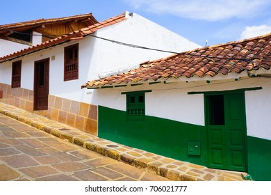 Barichara Colonial Town in Colombia