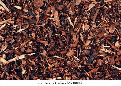 Barking mulch