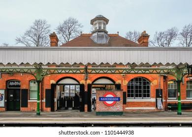 Essex Train Station Images, Stock Photos & Vectors