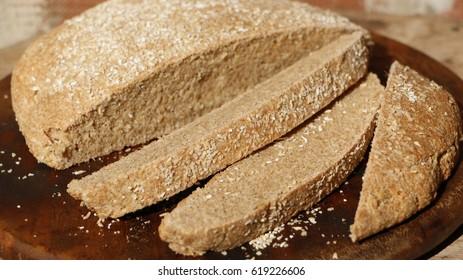Barley Flour Bread