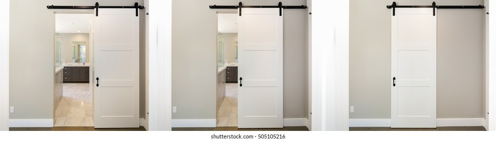 white interior pictures doors sliding door barn barns
