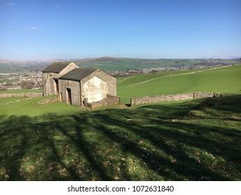 Barn, Kendal, Cumbria, Lake District, England