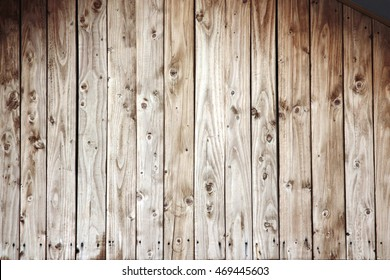 barn wood background texture old planks brown background with vignette