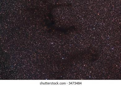 Barnard 142 / Barnard 143 nebulae