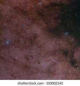 Barnard 322 nebula
