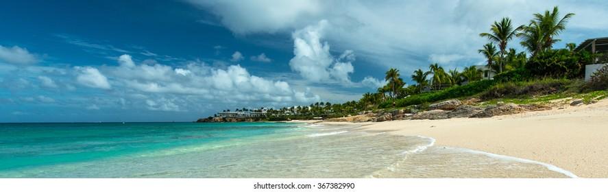 Barnes Bay, Anguilla, English West Indies