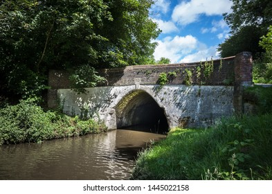 Barnton Tunnel is a tunnel on the Trent and Mersey Canal in Cheshire, UK.