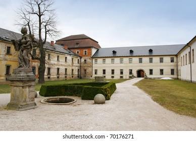 Barok Hospital Kuks,  Europe, Czech Republic