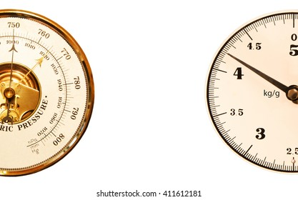 Barometer of measure for weather climate