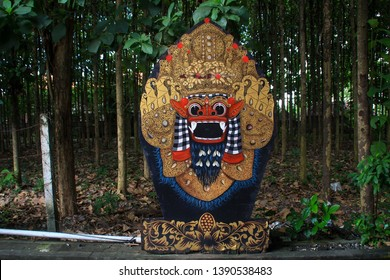 Barong and keris dance is a religious show in Bali, Indonesia. This story based on the great Hindi epics of Ramayan