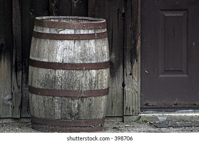 Barrel and Door
